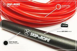 SKIPnROPE 25FT Long Rope