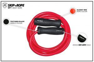 SKIPnROPE 9ft Heavy Rope